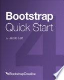 Bootstrap 4 Quick Start