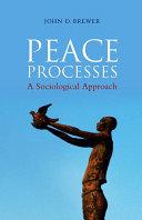 Peace Processes