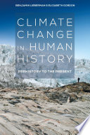 Climate Change in Human History