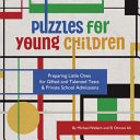 Puzzles for Young Children  Preparing Little Ones for Gifted and Talented Tests and Private School Admissions