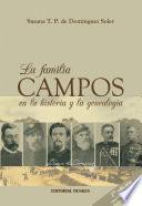 La familia Campos en la historia y la genealogía