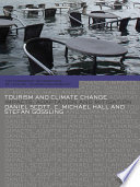 Tourism And Climate Change : development issue facing the world today and has...