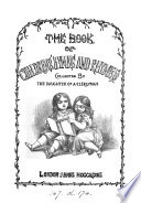 The book of children s hymns and rhymes  collected by the daughter of a clergyman
