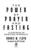 The Power of Praying and Fasting