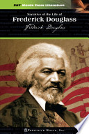 Narrative of the Life of Frederick Douglass  SAT Words From Literature