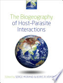 The Biogeography of Host Parasite Interactions