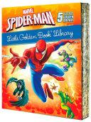 download ebook marvel little golden book library #2 (marvel) pdf epub