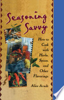 Seasoning Savvy Book PDF