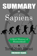 Sapiens A Brief History Of Humankind Pdf/ePub eBook