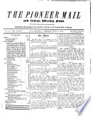 Pioneer Mail and Indian Weekly News