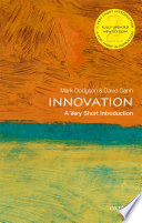 Innovation  A Very Short Introduction