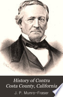 History of Contra Costa County  California