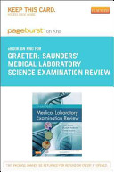 Elsevier s Medical Laboratory Science Examination Review   Pageburst E book on Kno  Retail Access Card