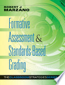 Formative Assessment   Standards Based Grading