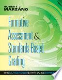 Formative Assessment   Standards Based Grading