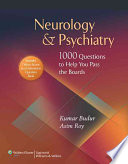 Neurology   Psychiatry