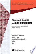 Decision Making And Soft Computing