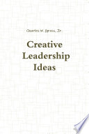 Creative Leadership Ideas