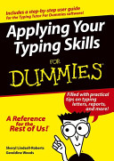 Applying Your Typing Skills for Dummies