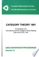 Category Theory 1991
