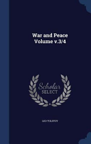 War and Peace Volume