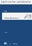 Öffentliches Baurecht (SL 11)