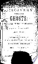 Second Edition of a Discovery Concerning Ghosts Book PDF