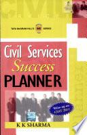 Civil Services Success Planner