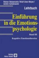 Einf  hrung in die Emotionspsychologie