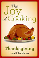 download ebook the joy of cooking: thanksgiving pdf epub
