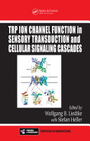 download ebook trp ion channel function in sensory transduction and cellular signaling cascades pdf epub