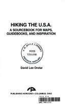Hiking the U S A
