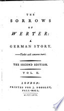 The Sorrows of Werther
