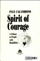 Spirit of courage