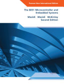 8051 Microcontroller And Embedded Systems The Pearson New International Edition
