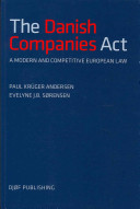 The Danish Companies Act