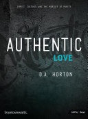 Authentic Love Bible Study for Guys