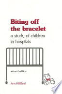Biting Off The Bracelet : book about the social situation of...