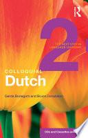 Colloquial Dutch 2  eBook And MP3 Pack