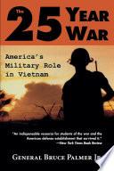 The 25-Year War