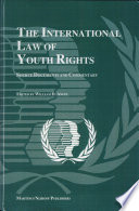 The International Law Of Youth Rights book