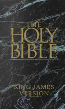 . The Holy Bible .