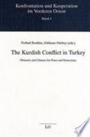 The Kurdish Conflict in Turkey