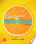 Experience Psychology   LooseLeaf