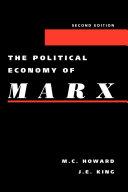 The Political Economy of Marx