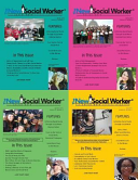 The New Social Worker r   Volume 22  Winter Fall 2015