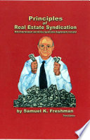 Principles of Real Estate Syndication