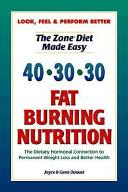 40 30 30 Fat Burning Nutrition