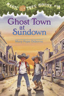 Ghost Town at Sundown To The Wild West Where They Experience