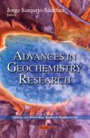 Advances in Geochemistry Research